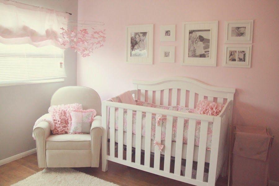 habitacion niña bebe - Buscar con Google | Aranzuki | Pinterest ...