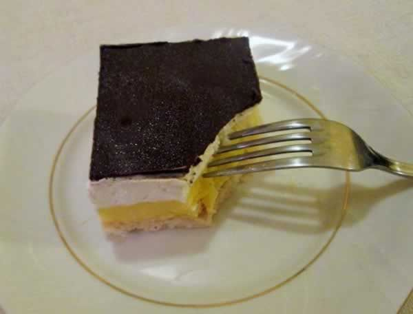 Superb Cremmeschnitte Recipe! You must try this Cremeschnitte recipe, those are to dye for!