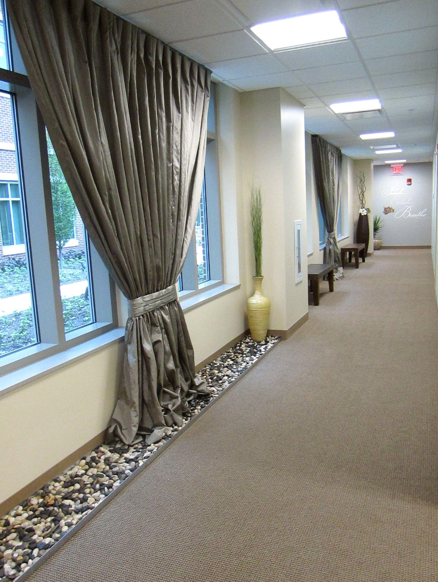 Elmhurst Memorial Hospitals Women\'s Imaging Hallway | Salon ...