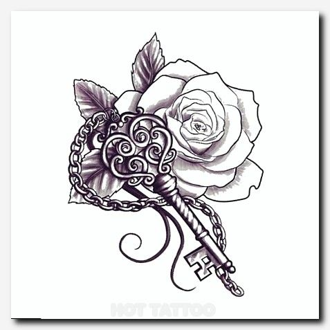 Flower Key Hot Tattoo Tattoos Marquesan Tattoos Flower Tattoo