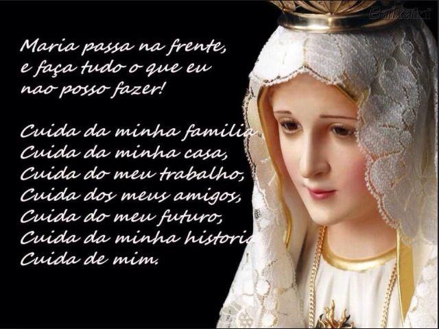 Nossa Senhora De Fatima Holy Mary Dichos De Los Santos Prayers
