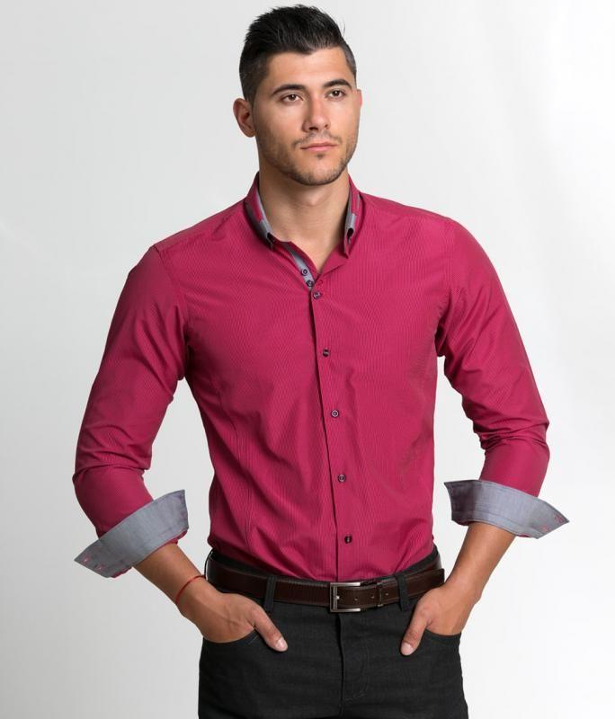 7215609118a Елегантна мъжка риза Styler   Онлайн маркови дамски дрехи, мъжки дрехи и  дамски обувки. Online магазин за маркови рокли, блузи, ризи.