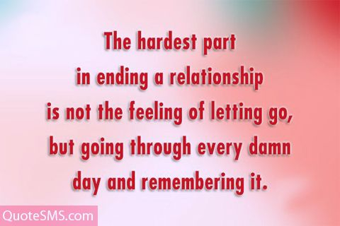 broken heart sms for girlfriend | Breakup Quotes | Pinterest ...