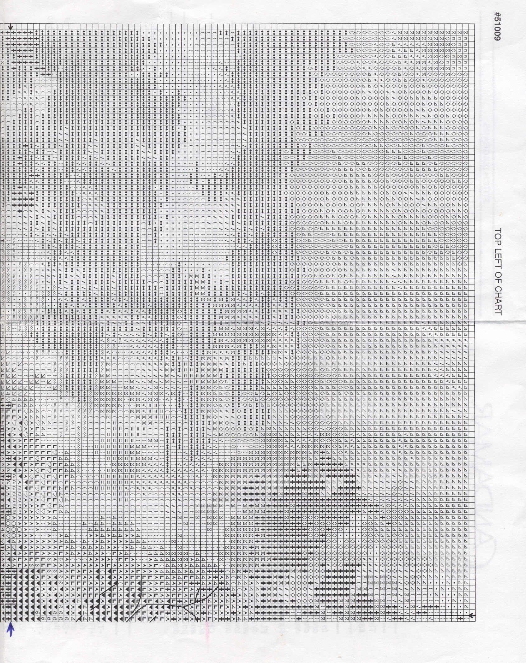 Gallery.ru / Фото #3 - 171-1 - elypetrova (1691x2130) | cross stitch ...