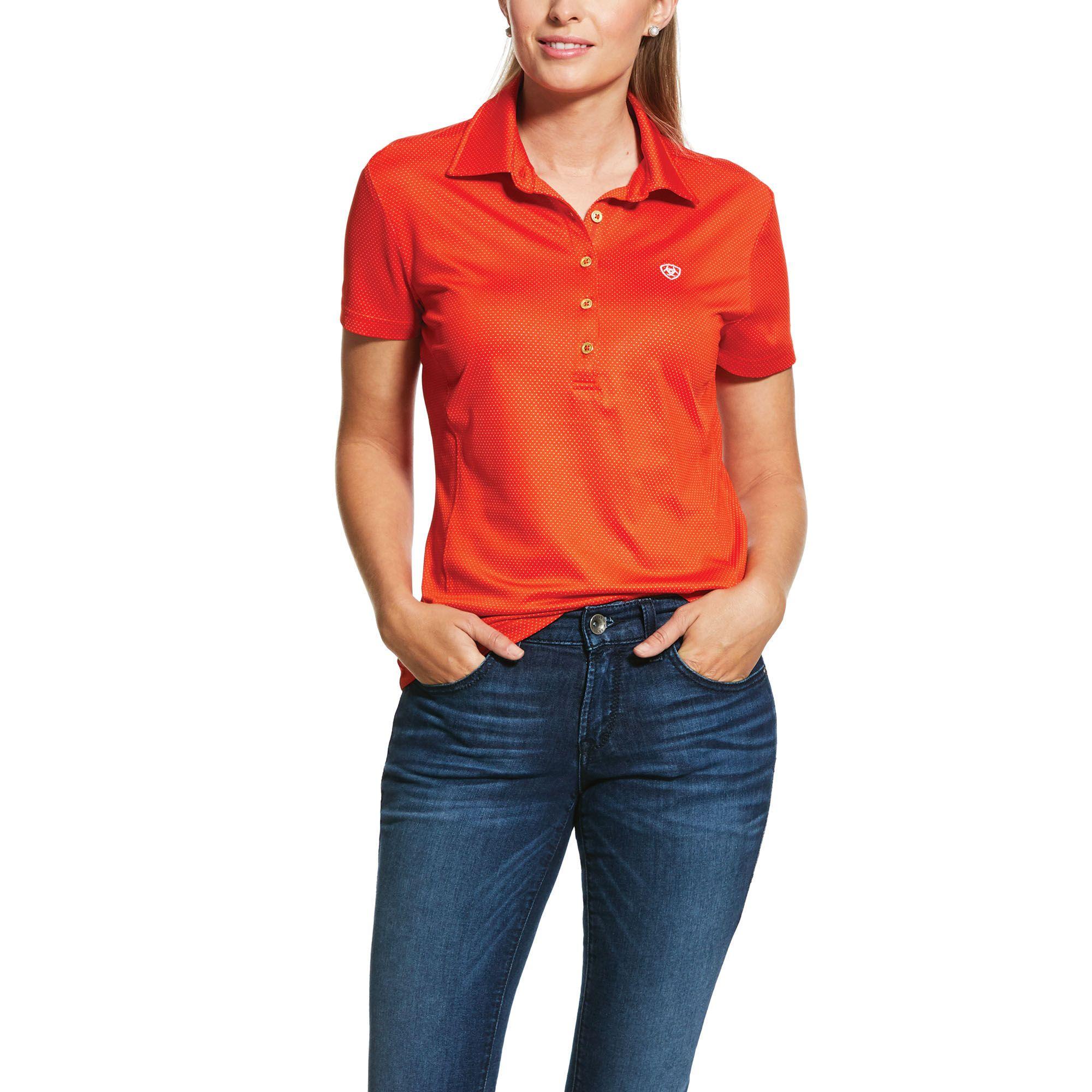 ARIAT Womens Talent Polo Shirt
