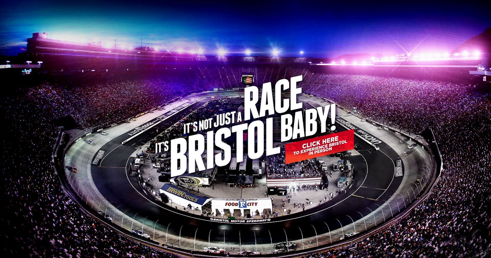 This 1 2 mile concrete oval is located in bristol and for Bristol motor mile dealerships