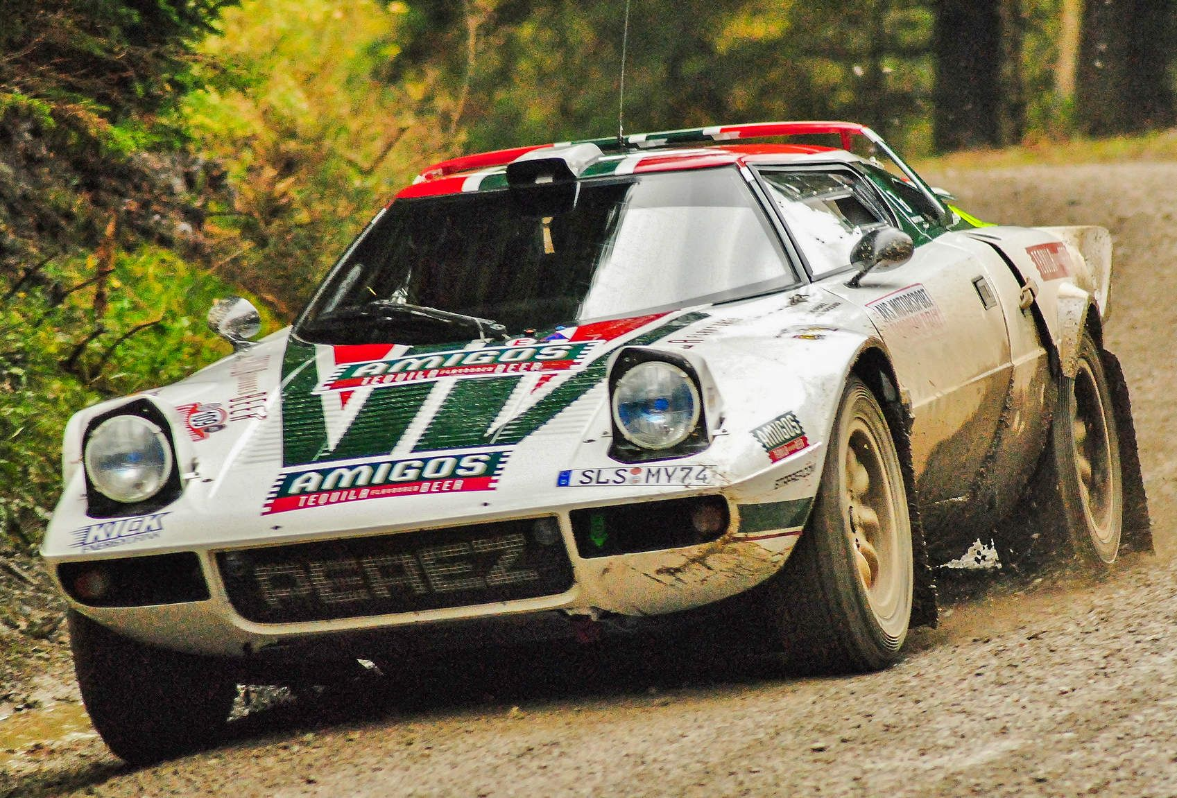 Lancia stratos the recently defunct bertone design house created lancia stratos ferrari motors world rally championships in its first three seasons vanachro Images