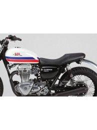 Kawasaki W650w800 Lsl Flat Track Seat Bikes Kawasaki W800