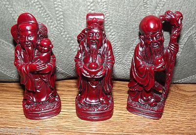 Three Chinese Wise Men