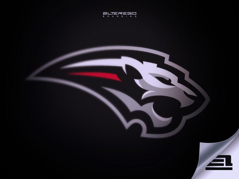 Lincoln Lions Natural Logo Sports Logo Inspiration Lightning Logo