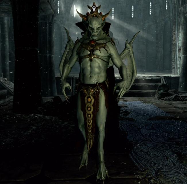 Картинки лорда вампира из скайрима
