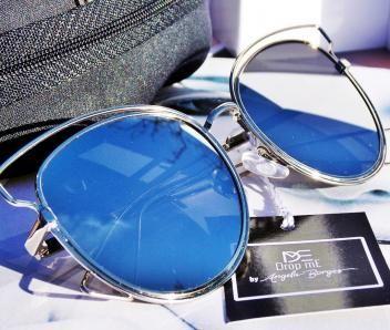 0bdb477e02cec Óculos de Sol Gatinho feminino Drop mE Squat BY ANGELA BORGES - Drop me  acessorios
