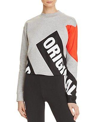 adidas Originals Color-Block Sweatshirt