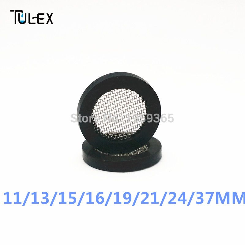 Rubber O Ring 10PCS 11/13/15/19/21/24/37MM Rubber Gasket with Net ...