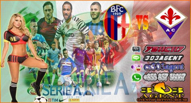 Prediksi Agen Sbobet Bologna vs Fiorentina 29 Oktober 2016