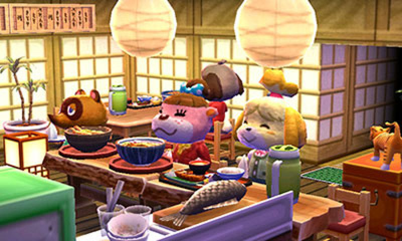 Happy Home Furniture Interesting Flora's Pink Theme Houseanimal Crossing Happy Home Designer . Design Ideas