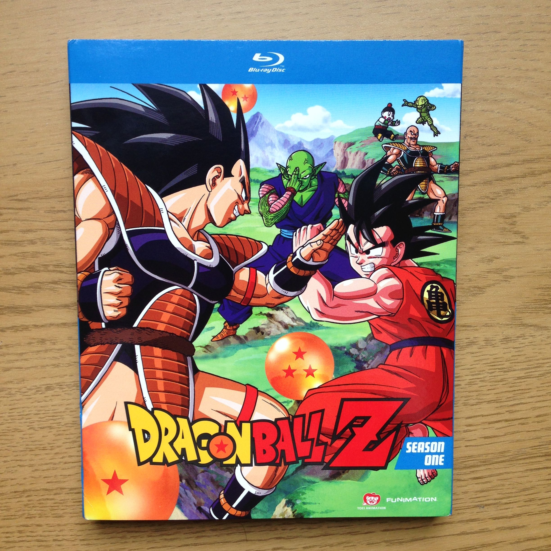 Dragon ball z season 1 dragon ball dragon ball z anime
