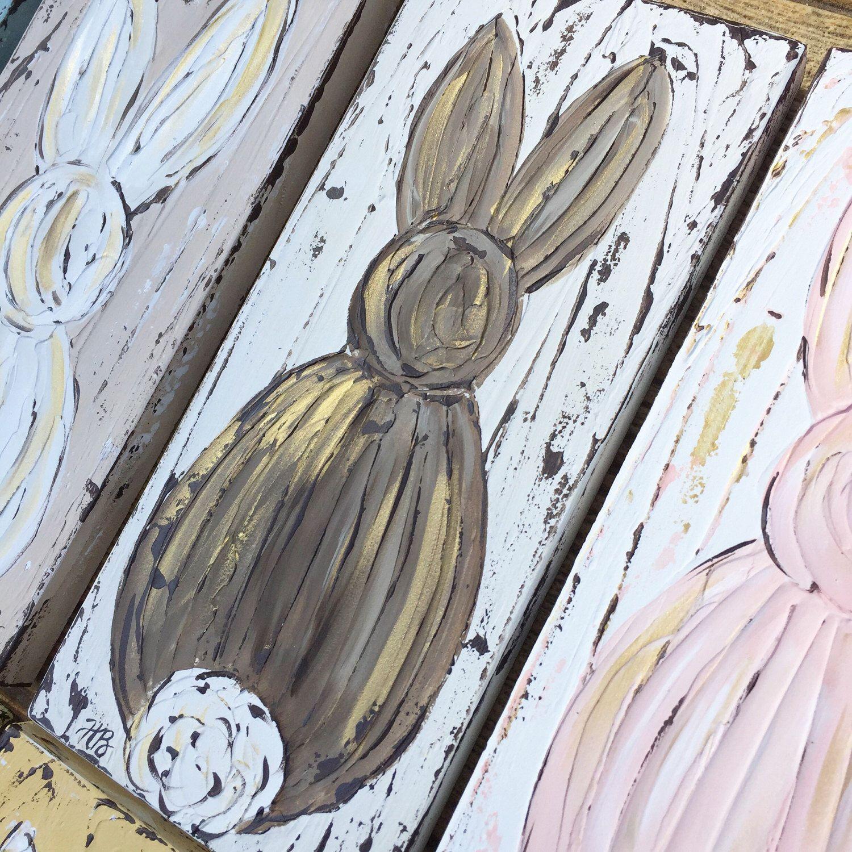 Bunny art easter gift baby gift hostess gift easter art nursery bunny art easter gift baby gift hostess gift easter art nursery negle Image collections