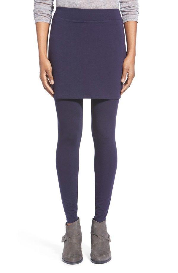 c3bdcf66d7a9aa skirted ankle leggings (skeggings)   nordstrom   Getting Dressed in ...