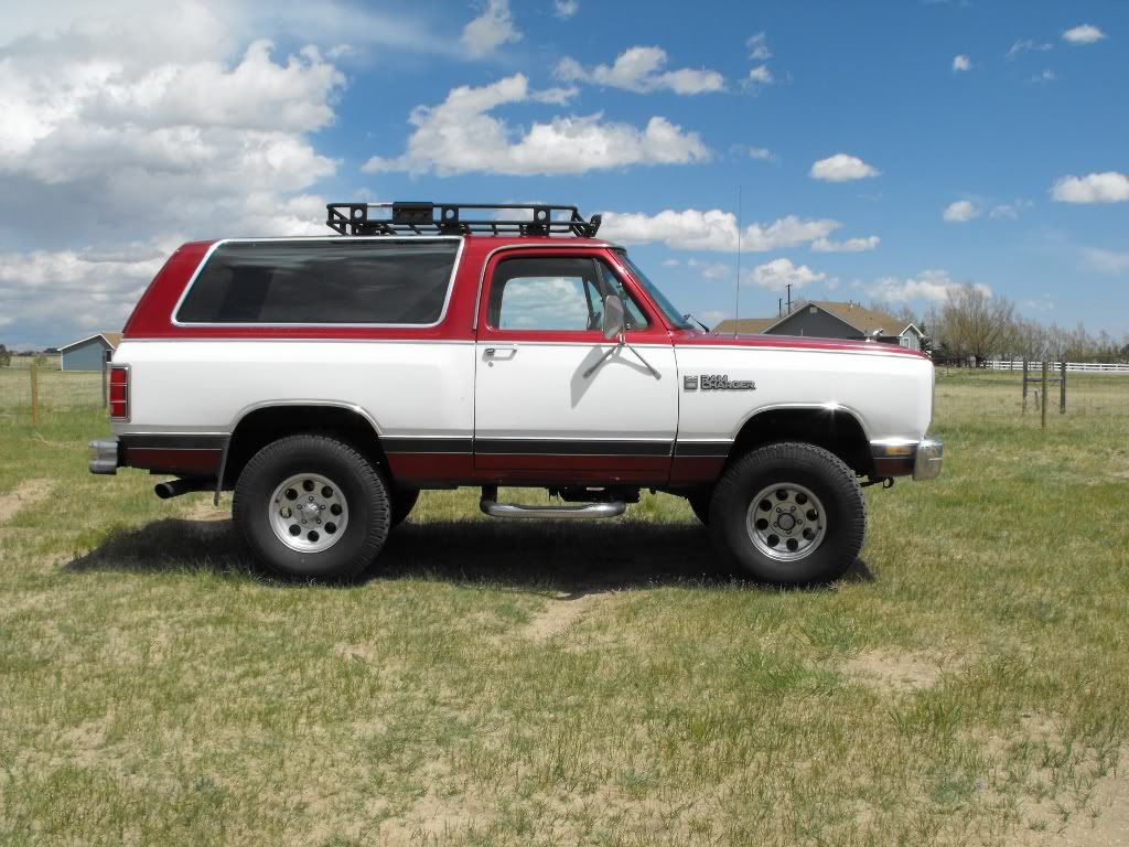 levi a daily driver that will go over mountains dodge ram ramcharger