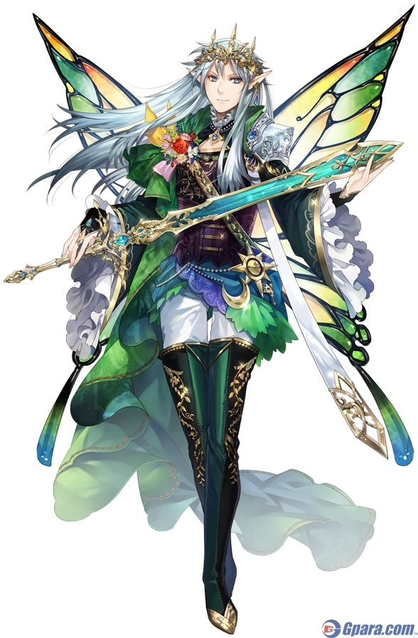 Related image | Cool in 2019 | Character design, Anime fairy