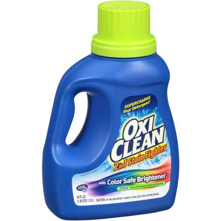Oxi Clean Triple Power Stain Fighter 45 Oz In 2019 Products