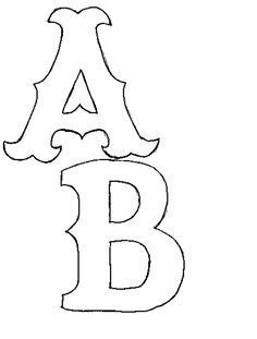 Appliques free templates letters and directions applique appliques free templates letters and directions spiritdancerdesigns Image collections