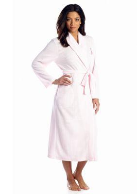 Kim Rogers  Knit Breast Cancer Robe