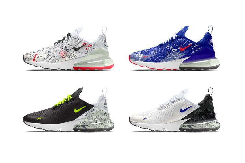63a3391e311d Nike s Air Max 270 Joins the NIKEiD Family