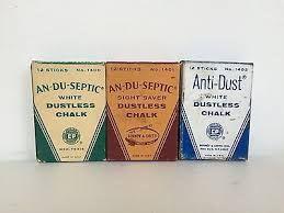 Bildergebnis für vintage chalk box