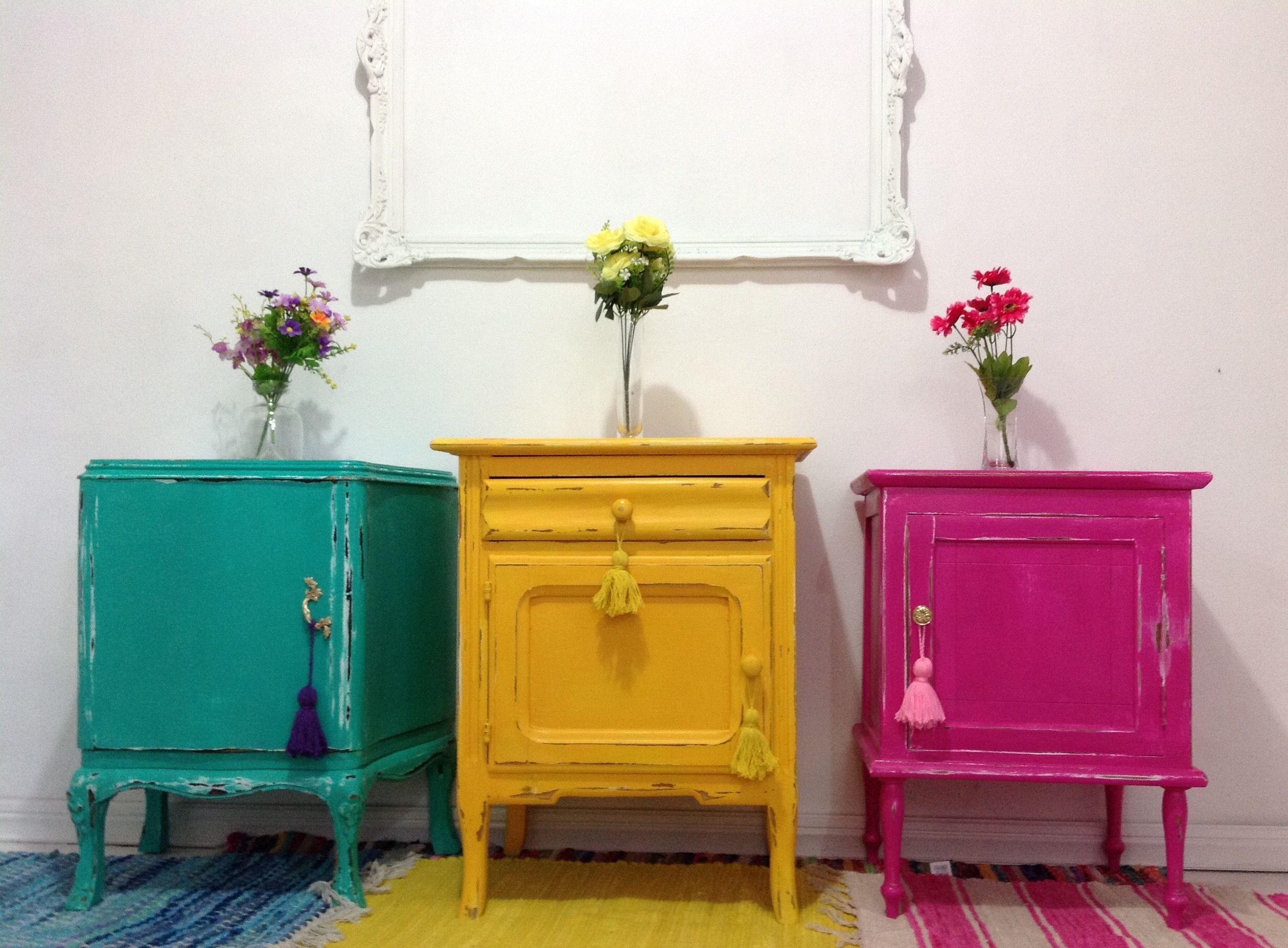 Pin de Vintouch Muebles reciclados , pintados a mano en MUEBLES ...