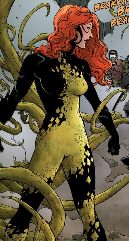 Pamela Isley (New Earth) | Poison ivy batman, Poison ivy ...