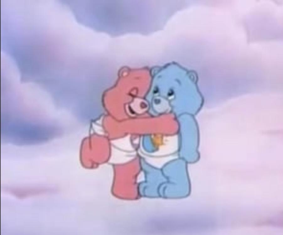 Aesthetic Care Bear Cartoon Pink Aesthetic Vintage Dean Blog Vintage Cartoon Cartoon Wallpaper Bear Wallpaper