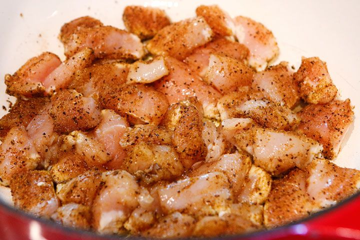 Cajun Chicken And Rice One Of Our Favorite Cajun Food Recipes Recipe Cajun Chicken Cajun Recipes Cajun Chicken And Rice