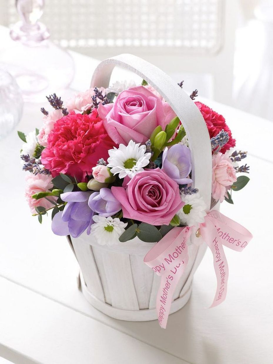 Top 35+ Beautiful Mothers Day Arrangements For Your
