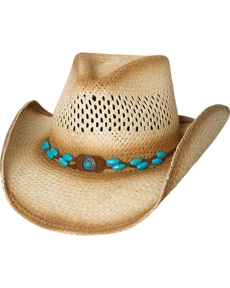 NEW Bullhide Hats 2795 Run A Muck Collection Year Of Summer Natural Cowboy Hat