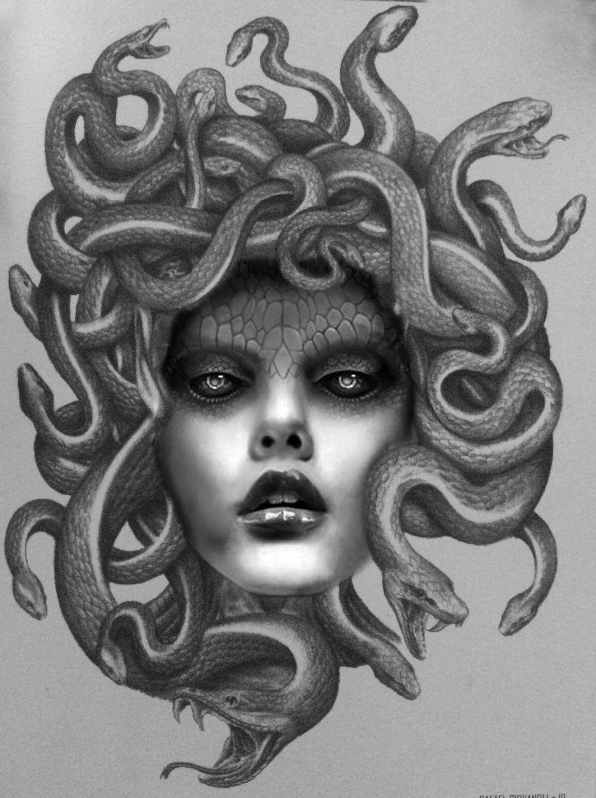 Medusa tattoo - MAR | Tattoo | Pinterest | Medusa tattoo ...