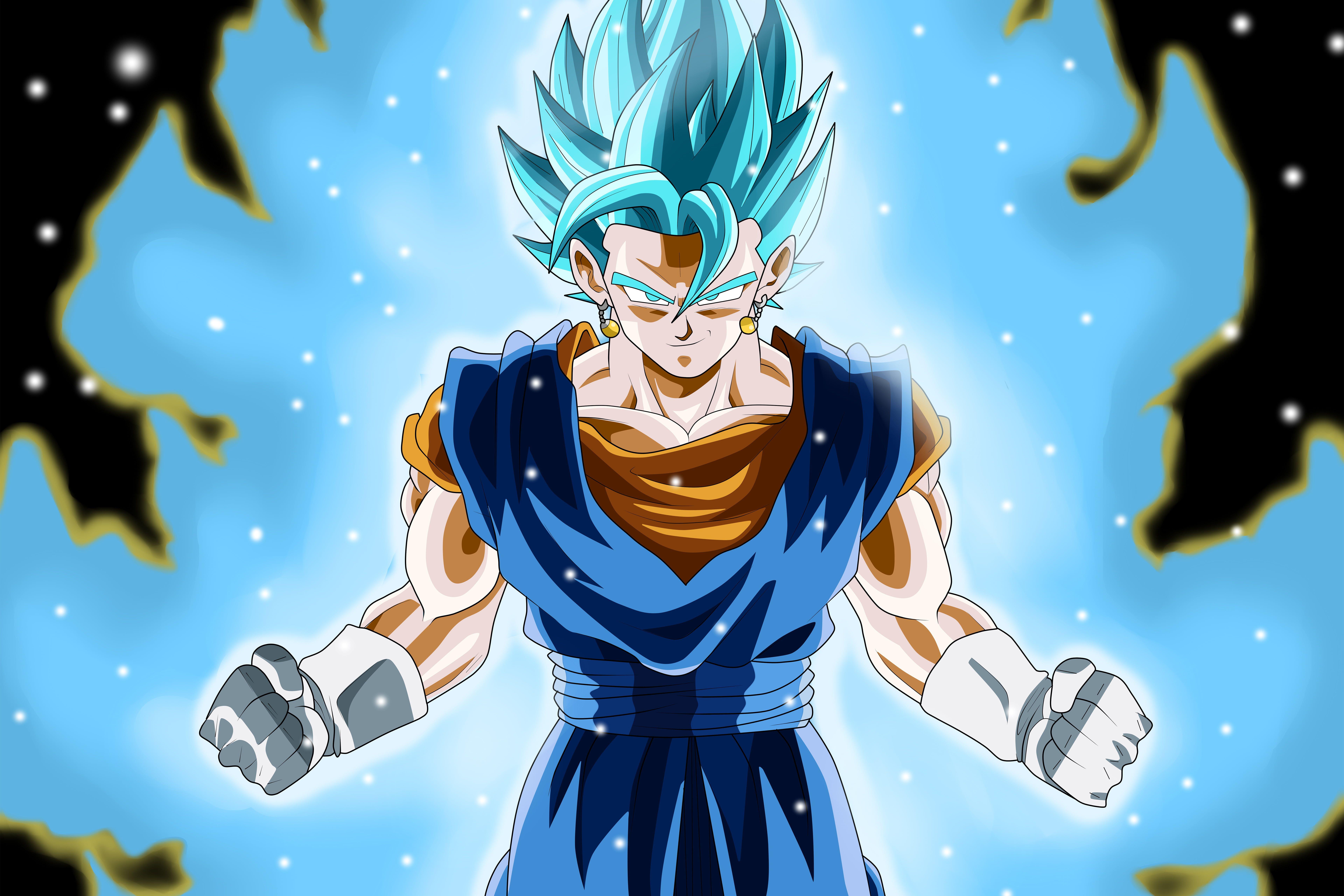 Dragonball Super Son Goku Dragon Ball Dragon Ball Super Super Saiyajin Blue Vegetto 8k In 2020 Dragon Ball Super Wallpapers Dragon Ball Wallpapers Super Saiyan Blue