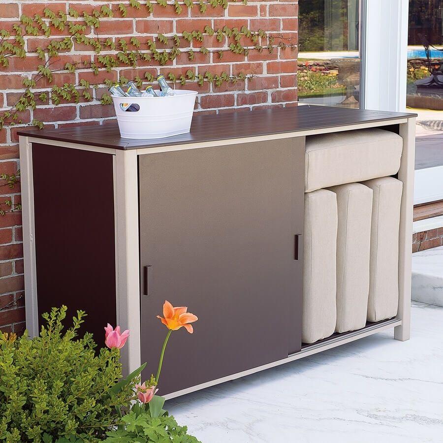Waterproof Deck Storage Ideas Deck Storage Ideas For Storing
