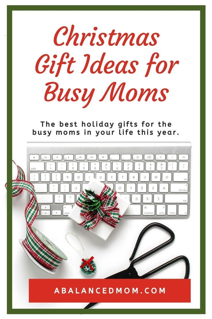 Christmas gift ideas for busy moms cool gifts for women