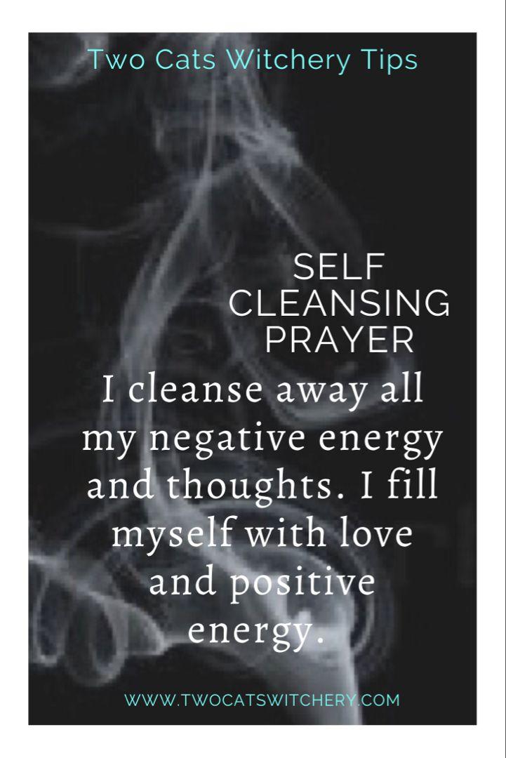 Self Cleansing Prayer
