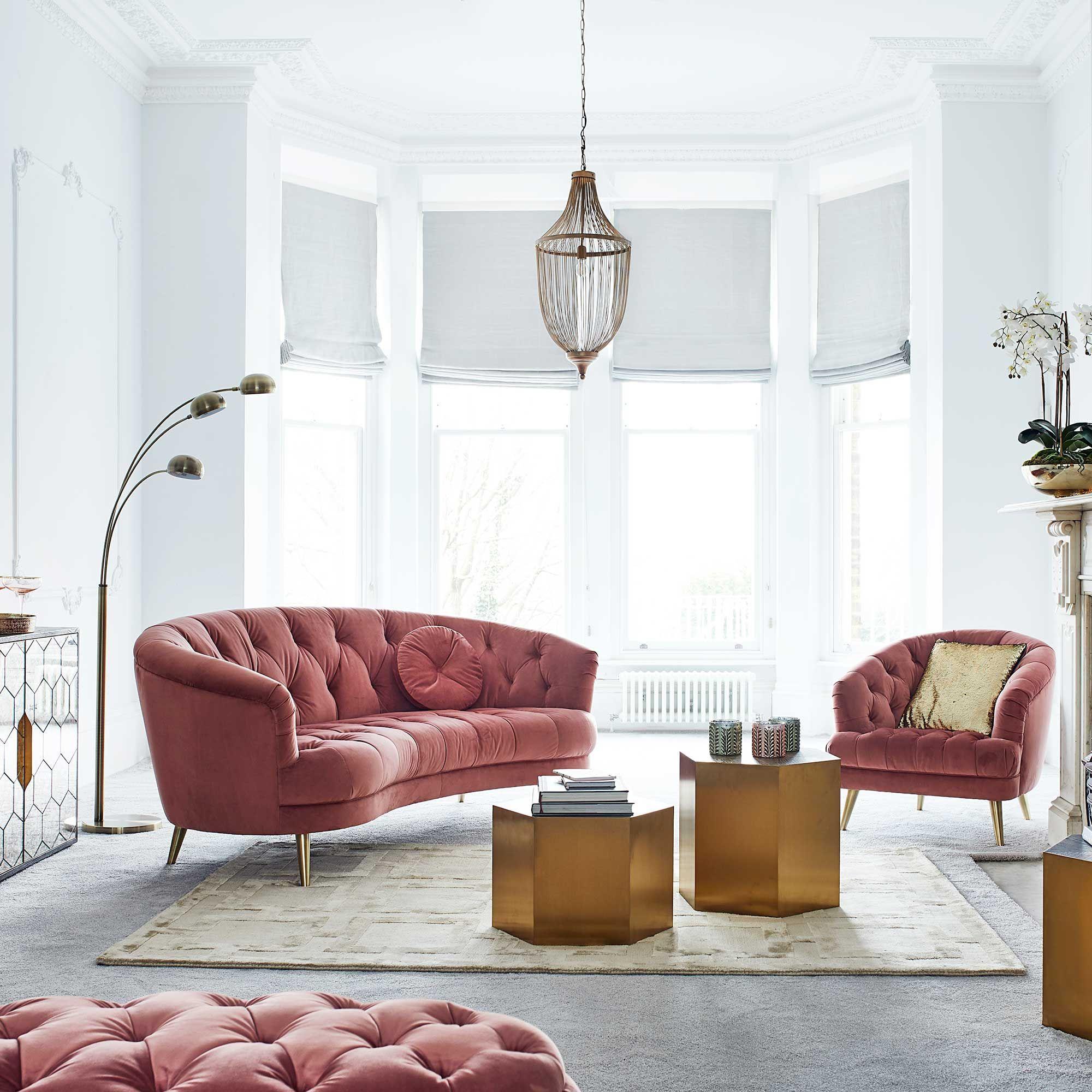Camille Maxi Sofa Sofas Living Room Trending Decor Home D