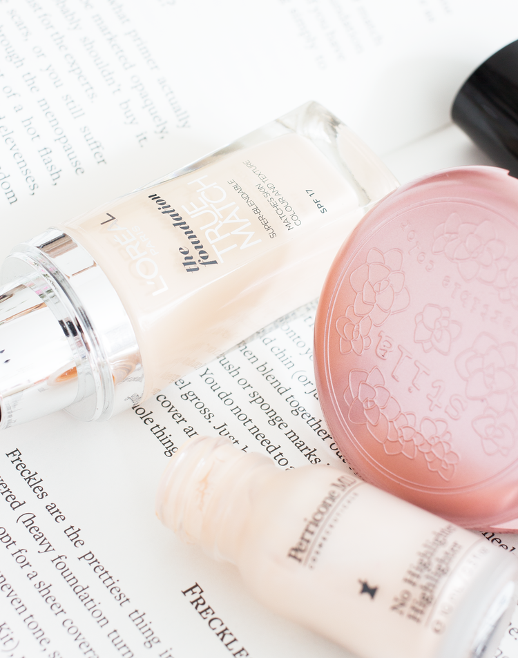 A Freckle Friendly Beauty Edit No foundation makeup