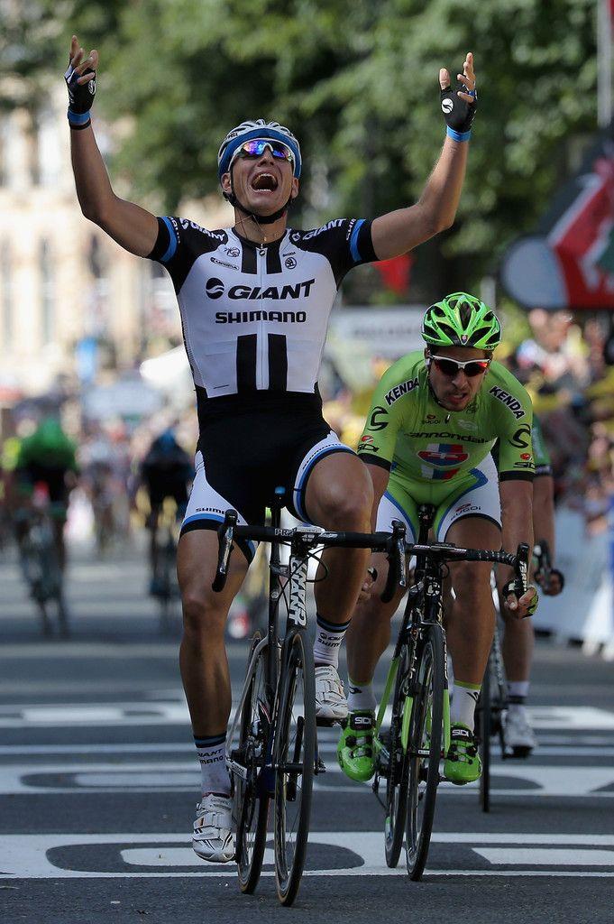 Le Tour de France 2014 Stage One Ciclismo y Bicicletas