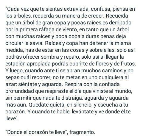 Donde El Corazón Te Lleve Susana Tamaro