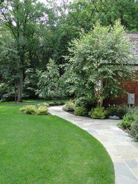 Harding Township Nj Landscaping Around House Pathway Landscaping House Landscape