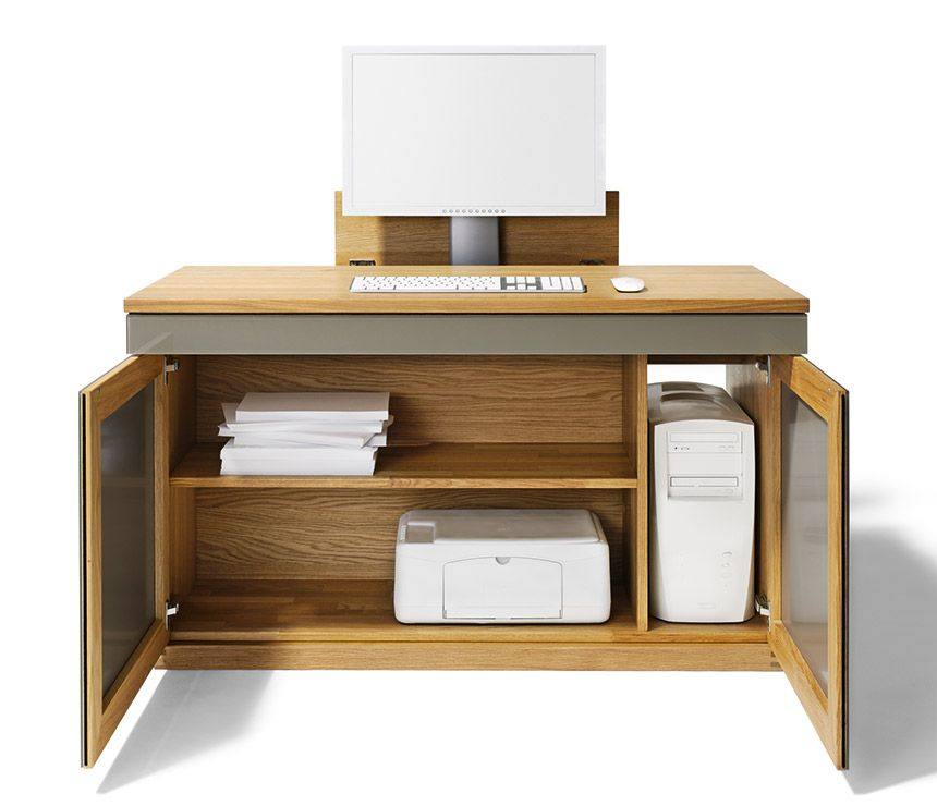 Functional Desks we love this modern and functional bureau. @wharfside furniture