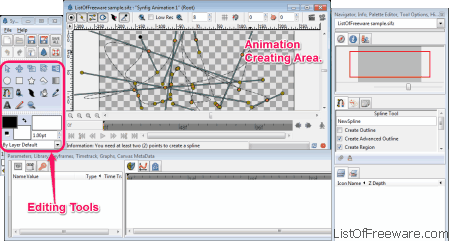 5 Best Free 2D Animation Software For Windows | List Of