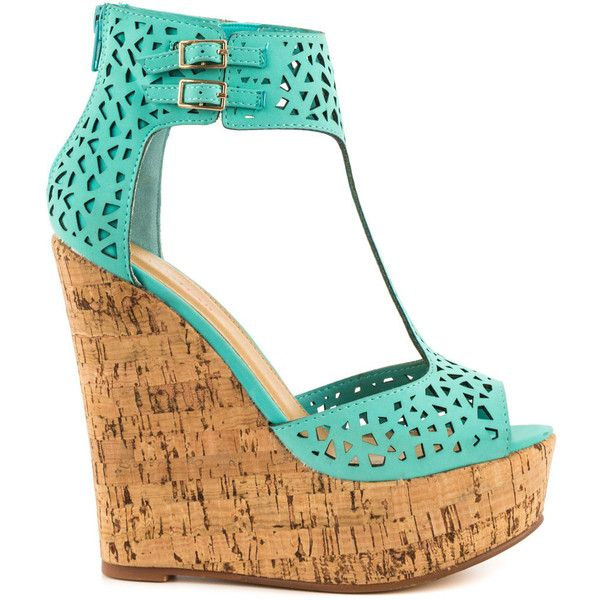 Turquoise ($48) Liked On Polyvore