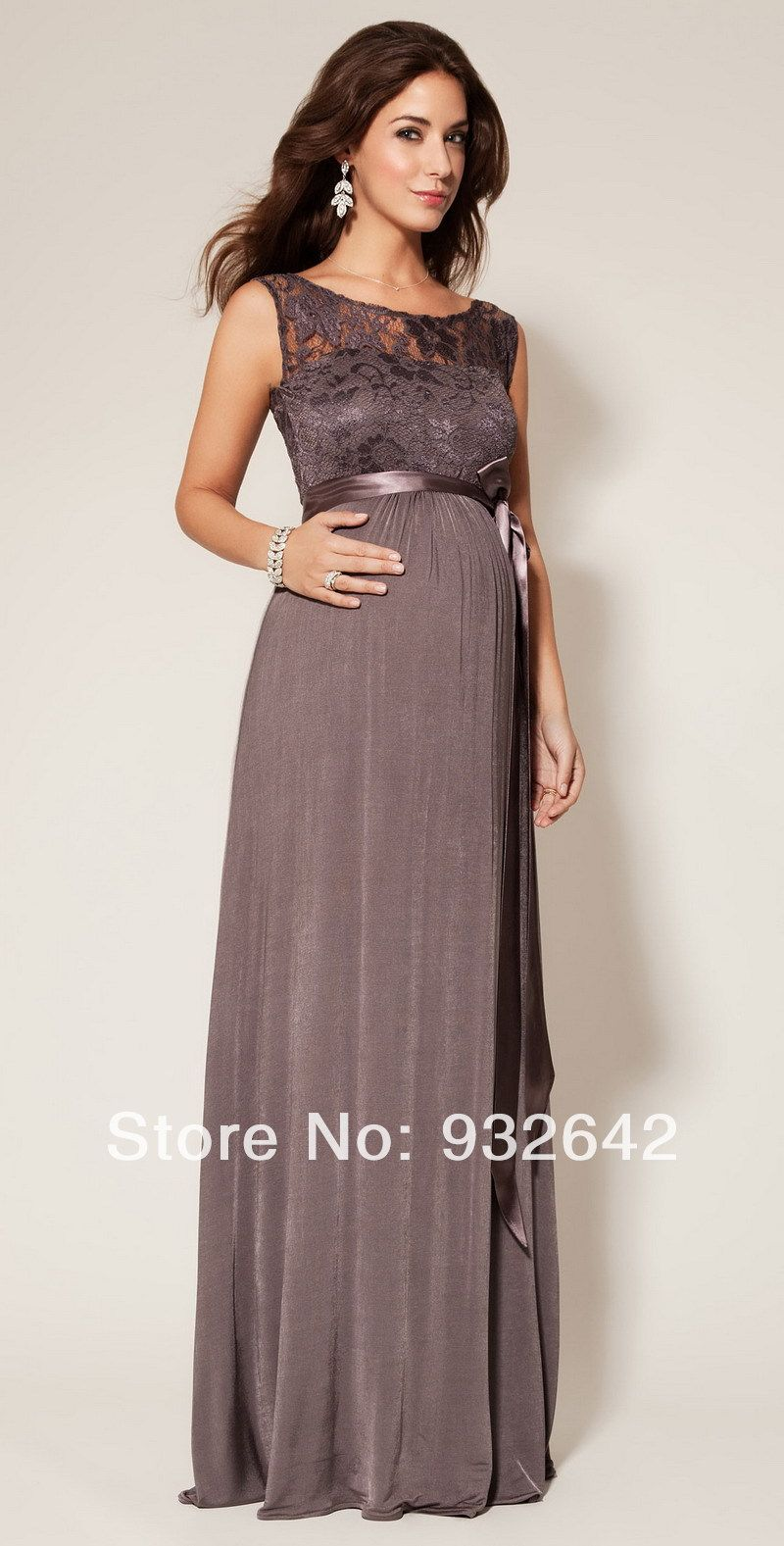Evening Wear for Pregnant Women